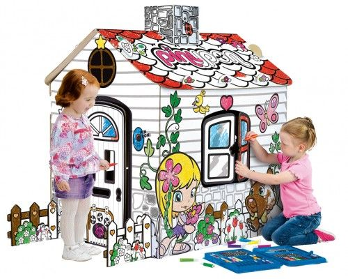 PINYPON Pinta tu casita. #Feber #kids #toys #juguetes #pinypon #ToyStore