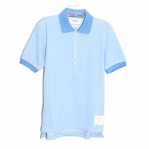 (トムブラウン) THOM BROWNE MJP014AK8252 ポロシャツ 半袖 Tシャツ ブルー (並行輸入品) RICHJUNE (3) トムブラウンTHOM BROWNE http://www.amazon.co.jp/dp/B01410P540/ref=cm_sw_r_pi_dp_DVG3vb00TNB4N