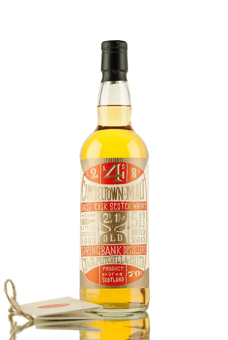 Springbank 21 Year Old / Single Cask 248