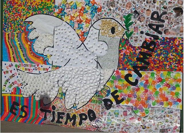 Ms de 25 ideas increbles sobre Paloma de la paz en Pinterest