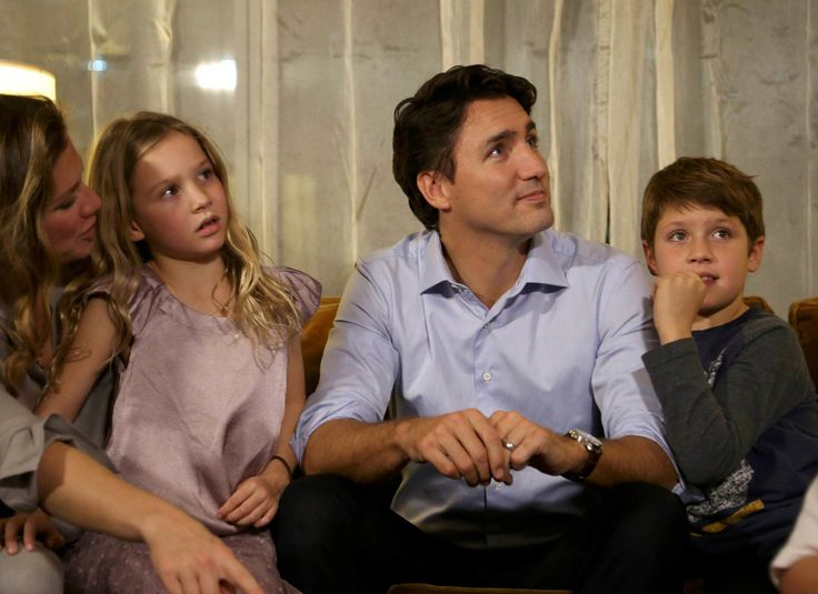 Justin Trudeau Following in His Fathers Footsteps