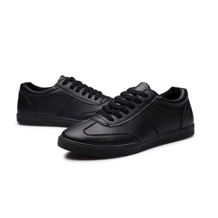 Lax Casual Leather Shoes (2 colors)