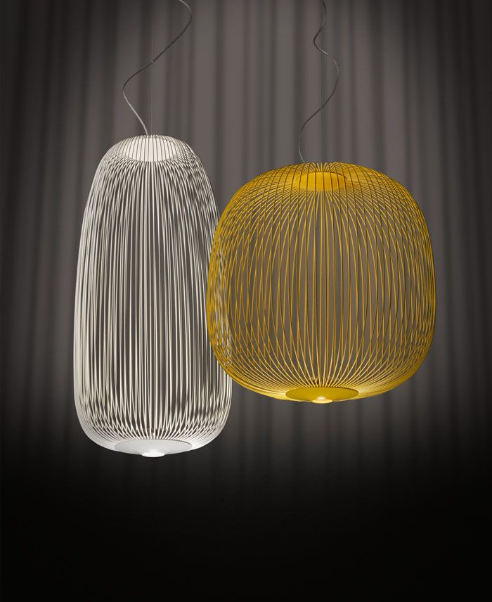 On Spokes and Shadows – Spokes by Studio García Cumini for Foscarini - News & Stories at STYLEPARK