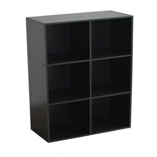 Black Cube Shelf Unit Bookcase Storage Box System Display Office Home  Shelves in Home  Furniture. 14 best Retro Home   Office Furniture  images on Pinterest