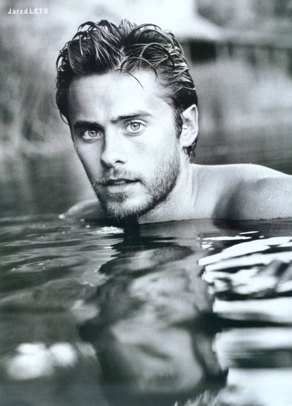 "Jared Leto. one more reason I miss ""My So-Called Life."""