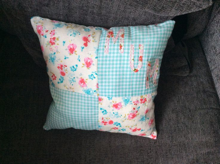 Mother's Day Cushion - March 2015