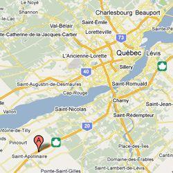 Fabricant de rampes en aluminium - Déco-Rampe à St-Apollinaire (Quebec)