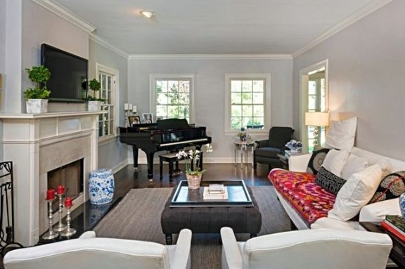 Feng Shui Living Room Piano With Images Piano Living Rooms