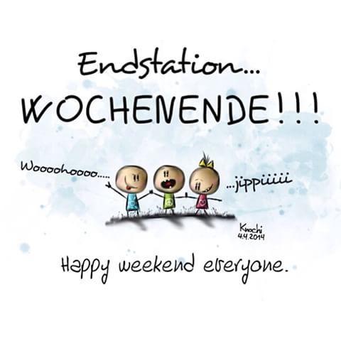 ...have a lovely weekend...