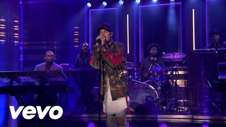 What Do You Mean? (Live Performance From The Tonight Show Starring Jimmy...