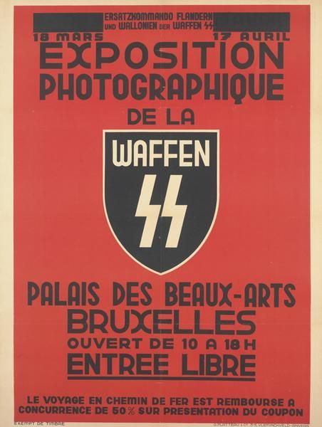 Photographic Exhibition of the Waffen SS