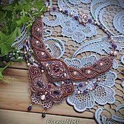Магазин мастера Елена Ноэль (ElenNoel): колье, бусы, кулоны, подвески, броши, для украшений, диадемы, обручи