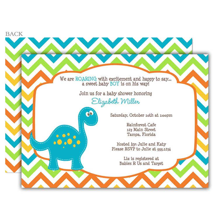 36 best Boy Baby Shower Invitations images on Pinterest | Baby ...