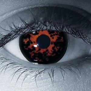 Helghast Custom Contact Lenses