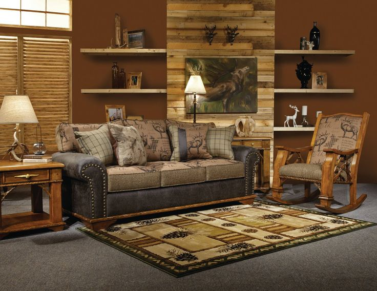 Lodge Style Sofas Sierra Lodge Sofa Collection Thesofa