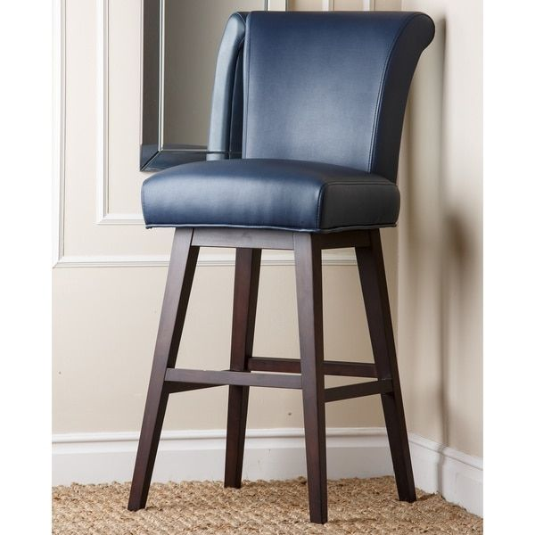 The Incredible And Also Attractive Navy Blue Bar Stools Intended