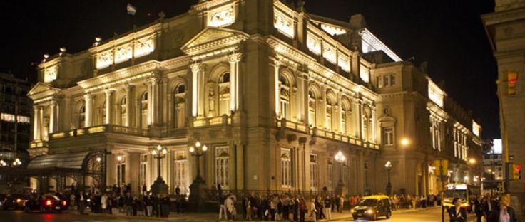Capital del Teatro | Sitio oficial de turismo de la Ciudad de Buenos Aires