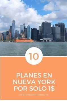 [LISTA AHORRA] Planes en Nueva York por solo 1$ ACTUALIZADO 2017 >> http://www.la5thconbleeckerst.com/2017/02/planes-nueva-york-por-solo-dolar.html