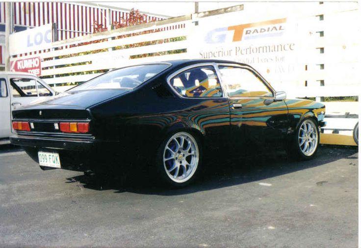 Holden Gemini Coupe