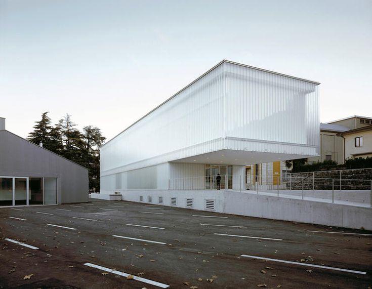 Durisch + Nolli, M.A.X. Museo Chiasso