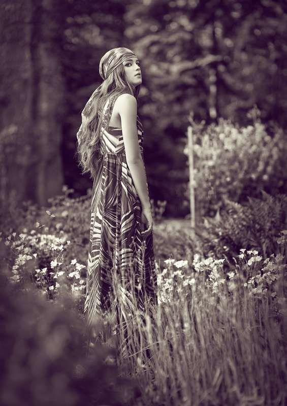 Hippie Fashion Photography
