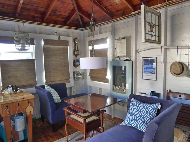 240 Square Foot Coastal Cape Cod Cottage Tiny Houses