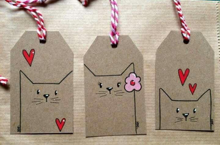Kitten tags