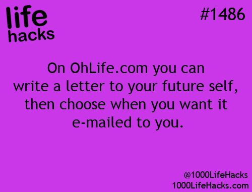 This would be something fun to do and see if it really works!
