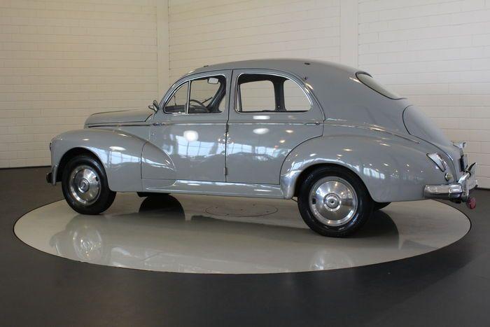 Peugeot - 203 sedan - 1950