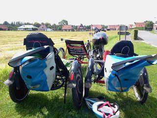 De Vercruysses op de fiets!: augustus 2012