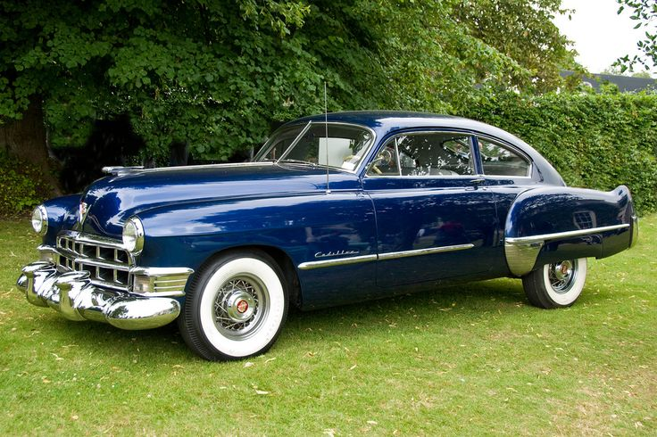 Classic 1949 cadillac series 61 fastback sedanette for 1949 cadillac fastback series 61 2 door