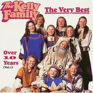 Very Best Over 10 Years - the Kelly Family: Amazon.de: Musik