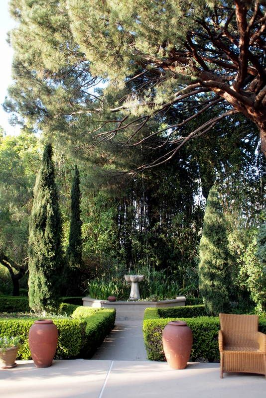 Rancho Los Alamitos in Long Beach has such beautiful scenery with its ranch and gardens, it is definitely a place to visit.