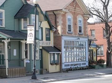 A Heritage District designation for #Cookstown, which is still in the hands of an Ontario Municipal Board chairperson, would help protect the village's historic image.