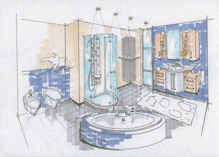 Ber ideen zu badezimmerplaner auf pinterest for Bad entwerfen