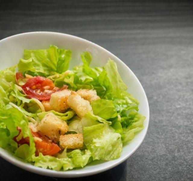 Recept Salát Caesar