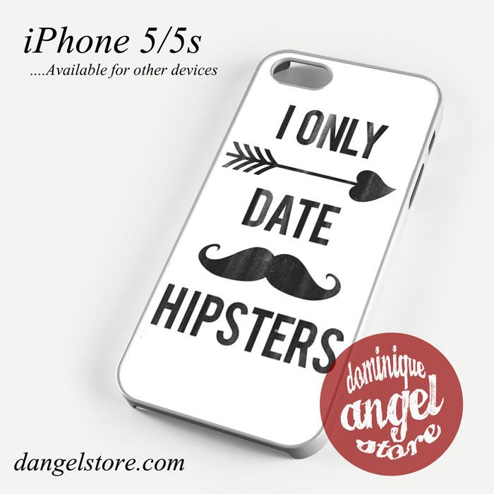 Date with Hipster Phone Case for iPhone 4/4s/5/5c/5s/6/6s/6 plus