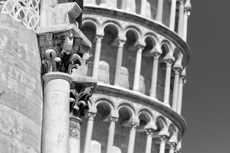https://flic.kr/p/dirA9m | Europe // Italy // Tuscany // Pisa // Torre pendente di Pisa (schiefer Turm) // Leaning Tower of Pisa | Facebook Fanpage | Website | 1st Flickr Photostream | My Black & White Set  Don't use this image on websites, blogs or other media without my explicit permission. Please respect the artists copyright - All rights reserved.