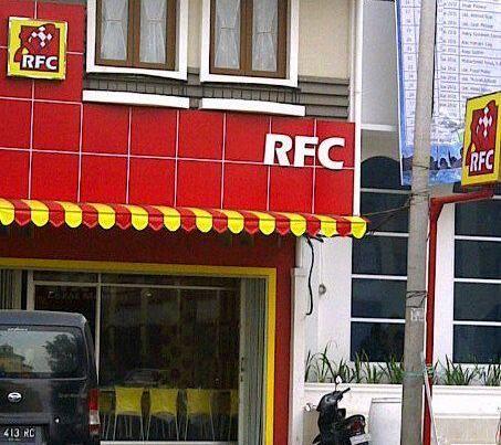 RFC Rocket Fried Chicken in Jakarta, Jakarta
