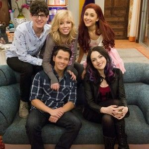 sam and cat images | sam-and-cat | Ariana Grande, Jeanette McCurdy, and Elizabeth Gilles (Who I think resembles Mila Kunis).