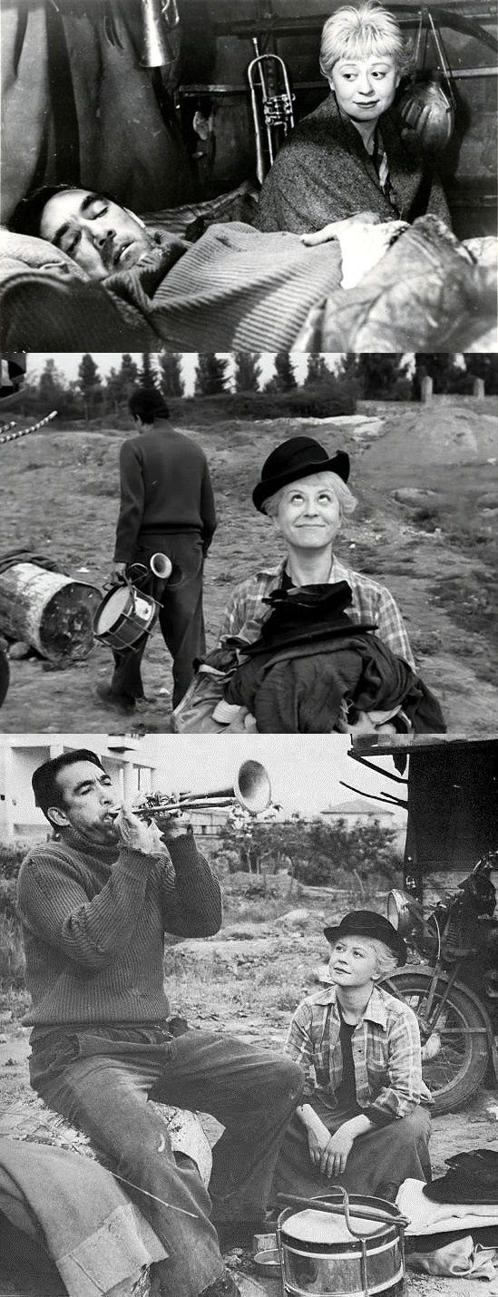 La Strada- Federico Fellini