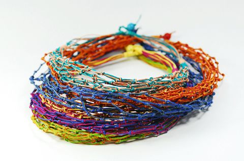 Made by PaperPhine: the design process for KNOT Paper Twine Jewelry