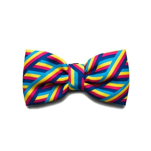 """ZEE DOG """"BOWIE"""" BOW TIE FOR CATS & DOGS"""