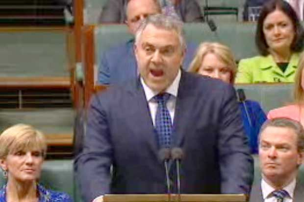 Ben Eltham reports from the Lock-Up on a budget that does nothing to bridge inequality, and almost nothing to stimulate growth. Joe Hockey strode to the lectern at the media conference for his seco... http://winstonclose.me/2015/05/13/ben-eltham-a-glass-half-full-budget-but-full-of-what-written-by-ben-eltham/