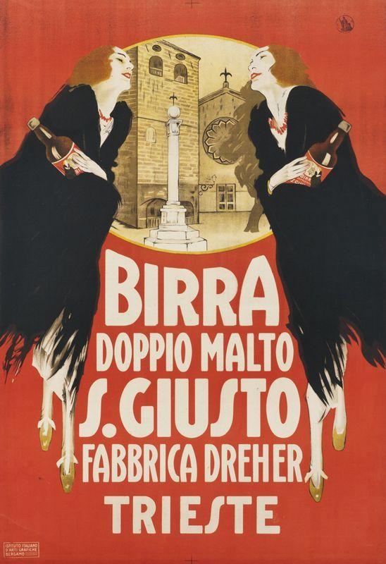 Birra Trieste ~ Anonym