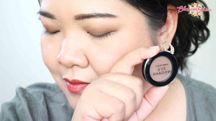 Oriflame ColourBox EyeShadow Warm brown 1 #eyeshadow #oriflame #colourbox