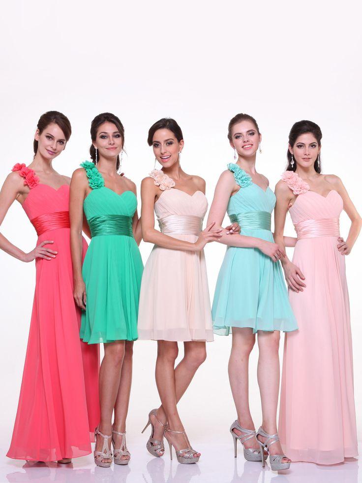 9 besten Bridesmaid Dress Bilder auf Pinterest   Homecoming kleider ...