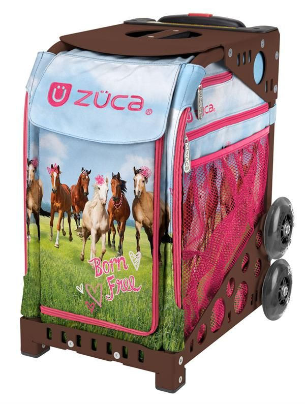 Zuca From Wooska Born Free Insert Bag And Frame 10 Frame