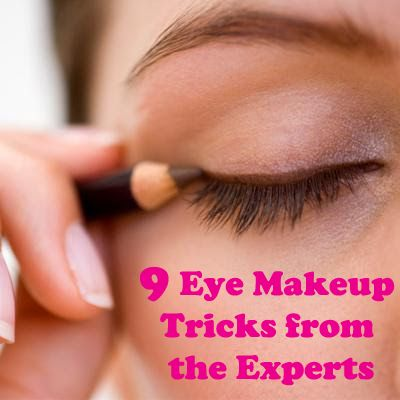 9 Simple Makeup Tricks from Experts to Make Your Eyes Pop |