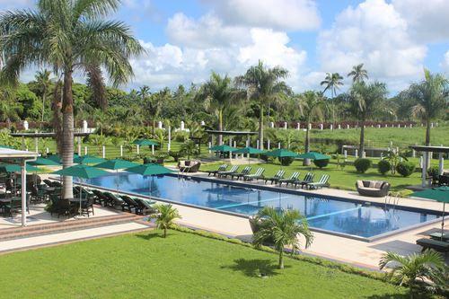 Scenic Hotel Tonga - Pool